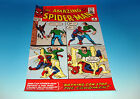 Pottery Barn Kids Amazing Spider-Man #4 Vintage Poster Removeable Marvel Comics
