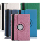 360° Rotating Sleep Wake Smart PU Leather Case Cover For Apple iPad Air 5 5th