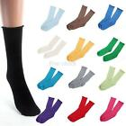 Socks Crew Shoe size Ankle Length Woman's Cotton Socks Dress Men Women's Socks