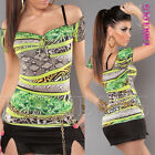 European Casual Summer Tops For Ladies Size 6 8 10 Womens Latina Shirts XS S M