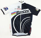 UCI Track Championship San Quentin CYCLING JERSEY Made in Italy by Santini
