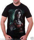 Rock Eagle T-Shirt Sz M L XL XXL 3XL Sexy Lady Horror Tattoo Halloween RE178