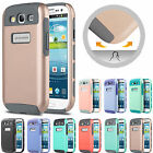 Hybrid Shockproof Hard Impact Case Cover for Samsung Galaxy S3 III i9300