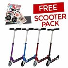 JD Bug Street 150 Folding Adjustable Kids / Adults Scooter + FREE £20 Bonus Pack