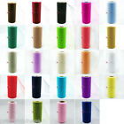 """5 Roll Tulle Spool 6"""" x 25YD Tutu Wedding Banquet Bow Party Decor Various Colour"""