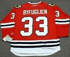 DUSTIN BYFUGLIEN Chicago Blackhawks REEBOK Home NHL Hockey Jersey