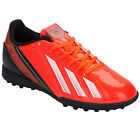 Junior Boys adidas F5 Trx Tf J Trainers In Black And Red From Get The Label