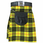 Tartanista MacLeod Of Lewis 5 Yard 10 oz Scottish Highland KILT 30-54
