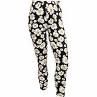 NEW Women's Stretch Printed Patterned Yoga Pant Leggings