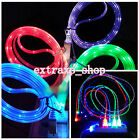 Funny Glow LED Light Data Sync Charger USB Cable For iPhone 5/5C/5S/6/6 Plus exp