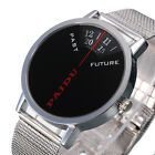 Hot PAIDU New Men's Fashion Luxury Stainless Steel Analog Quartz Wrist Watch