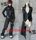 Japan street Unisex Visual KEI punk goth rock  kera rock vest top shirt size S-L