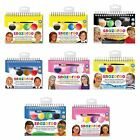 Snazaroo 2-Step FACE PAINTING Kit (Paints/Brush/Guide)Kids/Party/Fun/Easy To Use