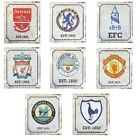 OFFICIAL FOOTBALL CLUB RETRO METAL SIGNS (Retro LOGO)OFFICIAL Merchandise