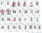 Me to You Tatty Teddy Christmas Xmas Cards - Money Wallet - Relations Daddy Nan