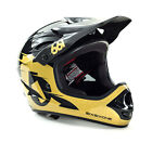 SixSixOne Comp Full Face Mountain Bike Helmet - 661 - Black / Gold