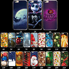 Ultra Thin Christmas Halloween Holiday Crystal Soft Case For iPhone 6 6s Plus 5s