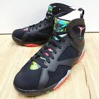 Nike Air Jordan 7 VII Retro 30th Marvin The Martian Shoes Sneakers with Stain