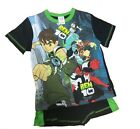 Kids/Boys BEN 10 SHORT PYJAMA SET - Ages 4-10 (Xmas/Present)