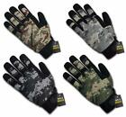 Professional Tactical Digital Camo Camouflage Duty Gloves Rapdom