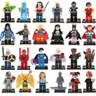 8Pcs Avengers SuperHeroes Mini Figures Batman Thor Hulk Fit With Lego Toy Gift Z