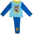 Boys Call The Paw Patrol Ryder Chase Marshall Pyjamas 18 Months to 5 Years