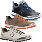 Ecco 2016 Mens Biom Hybrid 2 Hydromax Gore Tex Waterproof Leather Golf Shoes