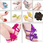 Cute Flower Feet Toddler Shoes Barefoot Blooms Ring Sandals Baby Infant Girl