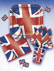 BEST OF BRITISH (Union Jack) Partyware/Decorations/Balloons(UJ){Great Britain)