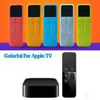 Silicone Protective Dustproof Case Cover For Apple TV 4 4th Remote Controller EX