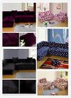 Thicken Autumn Winter Stretch Slipcover Sofa Cover Skid1-2 3 4 Seater+pillowcase