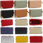 Ladies Women's Fashion Designer Purse Wallet Coin Bags Quality Celebrity 1072