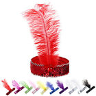 Shine Feather Hair Band Special Charming Party Headband Fit For Beautiful Girls