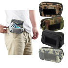 Small Waist Tactical Bag Cell Phone Case Pouch for Outdoor Camping Hiking Work K