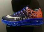 Nike Air Max 2016 Print GS Obsidian Reflective Kids Gril Youth Shoes 820331-400
