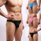 Excellent Shaped Sexy Lingerie Men Jockstrap Thongs Underwear T-back Underpants