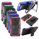 Phone Case For Alcatel One Touch Fierce 27040t Holster Rugged Cover Stand