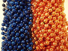 Bronco's Super bowl Mardi Gras Beads Football Tailgate Party Favors 24 48 72 144