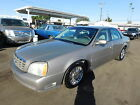 Cadillac: Deville 4dr Sdn Dhs 2004 Cadillac Deville No Reserve