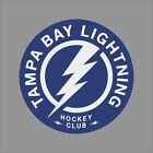 Tampa Bay Lightning #4 NHL Team Logo Vinyl Decal Sticker Car Window Wall $13.86 USD on eBay