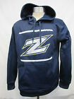 Akron Zips Men's S, L Pullover Big Logo Climawarm Hoodie NCAA adidas A11MRF