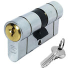 Anti Snap Euro Cylinder Lock Barrel - High Security - UPVC Door Lock - Dual