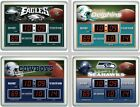 "Choose Your NFL Team 19x14"" Scoreboard Digital Wall Clock w/ Date & Temperature"