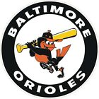 Baltimore Orioles #10 MLB Team Logo Vinyl Decal Sticker Car Window Wall Cornhole