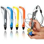 Unique 3D Stereoscopic Printing Pen for 3D Drawing Art Crafts Printing