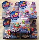 LITTLEST PET SHOP SHIMMERING SKY Twin Pack (Larger figure 5cm, smaller one 3cm)