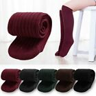 Baby Children Toddlers Kids Knee High Socks Tights Hosiery Cotton Stockings New