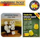 ENTERPRISE TACKLE IMITATION CORN SKINS BREAM TENCH CARP COARSE FISHING BAIT