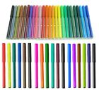 Fibre Pen Felt Tips - Tiger Stationery - Vibrant Colours/Kids/Art/Colouring/Draw