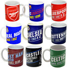Official Football - Ceramic MUG 11oz - Established/Crest (New/Gift/Souvenir)